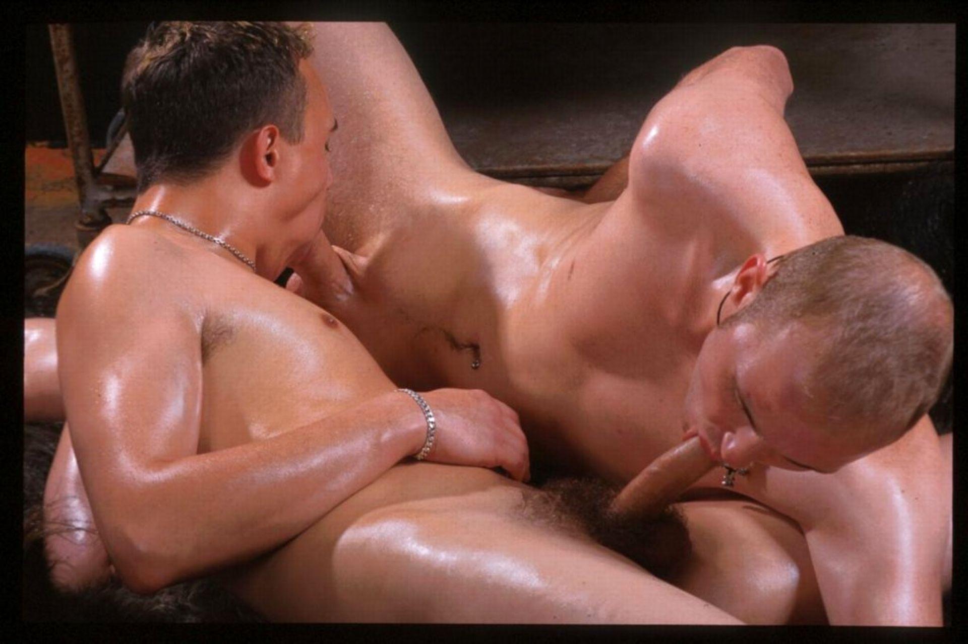 Порно геи в бане
