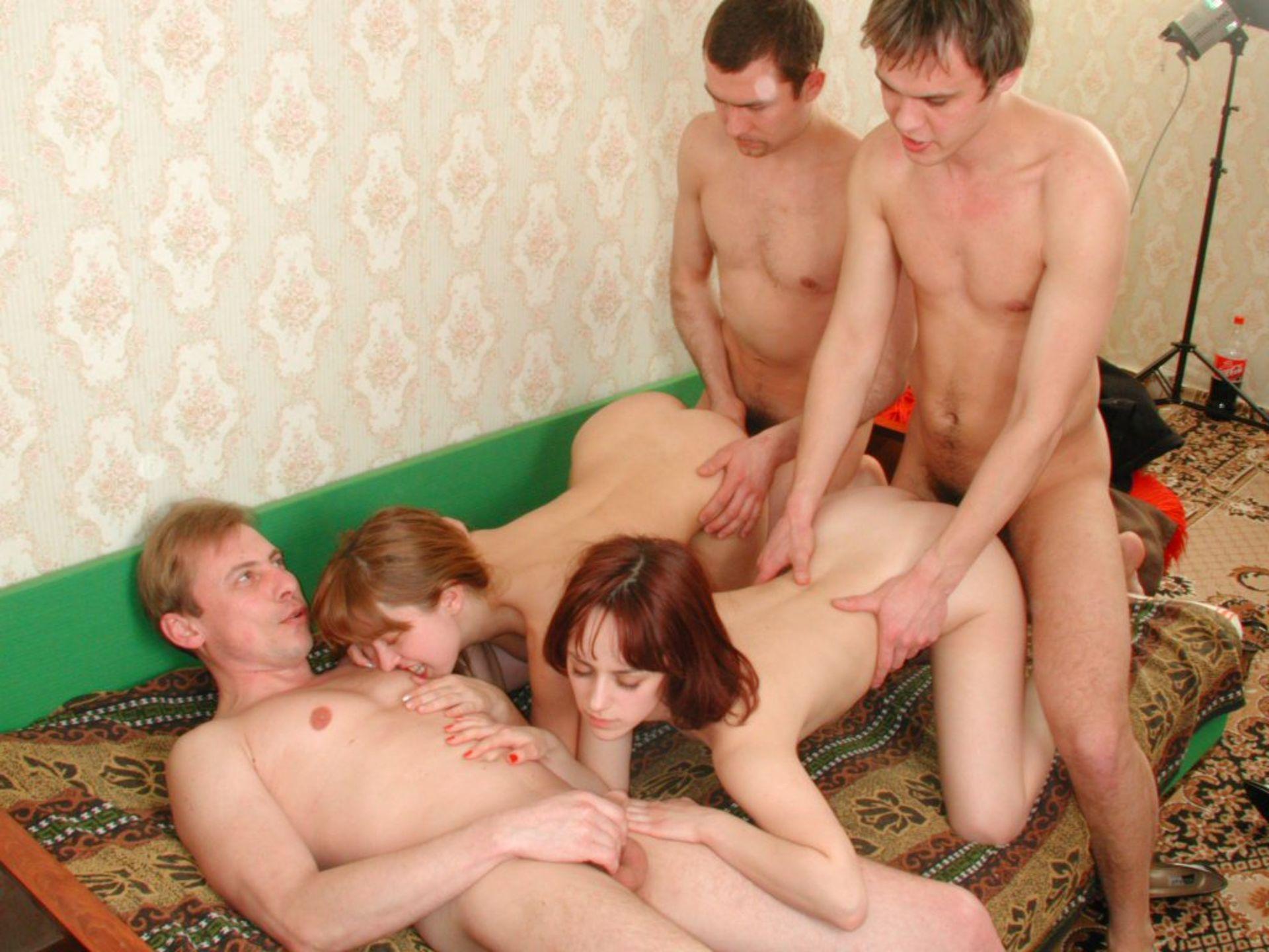 секс гостях фото