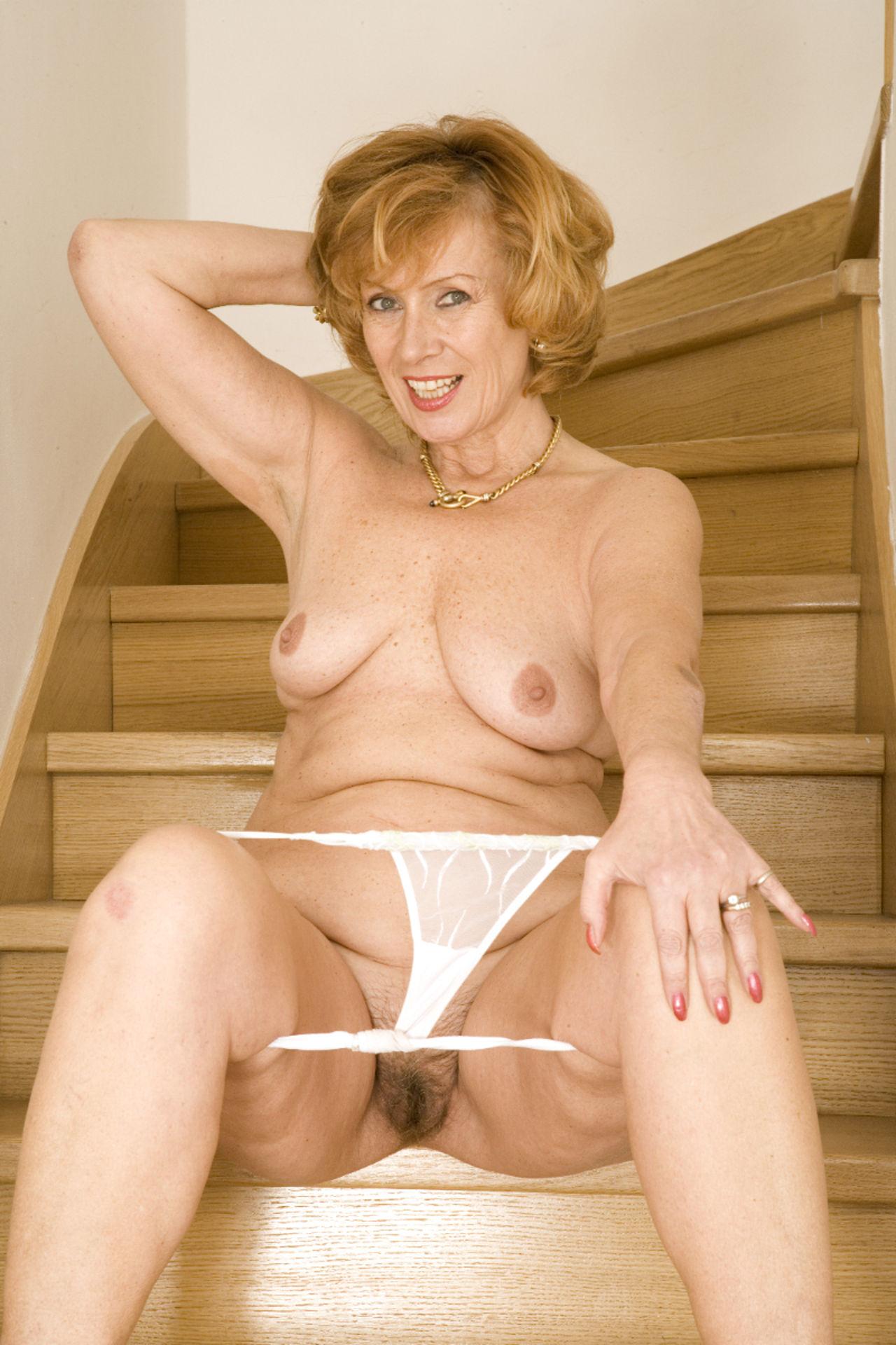 Aunt Judy Mature