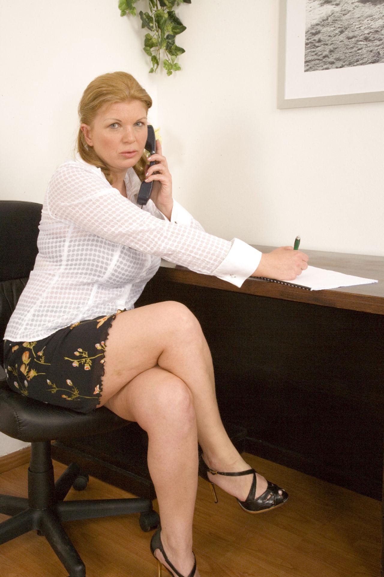 секретарши зрелые